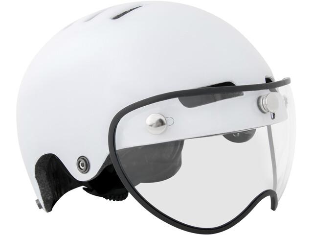 Lazer Armor Pin Helmet matte white